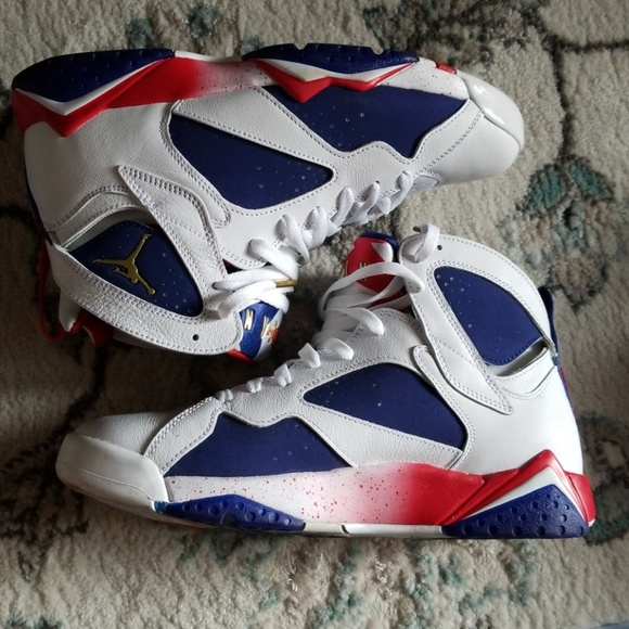 timeless design 8486c ff97e Jordan Other - Air Jordan 7 retro size 9 Olympics edition